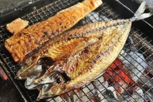 炭火焼!焼き魚定食
